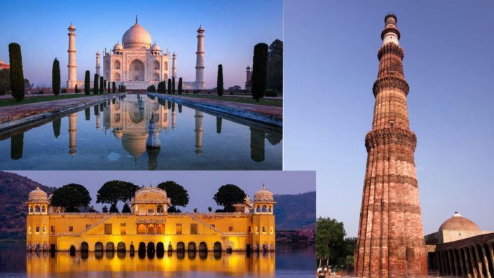 Golden Triangle Tour with Planet Abled
