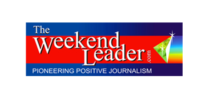 The Weekend Leader Logo