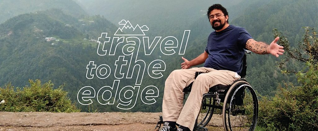 Travel to the Edge with Planet Abled