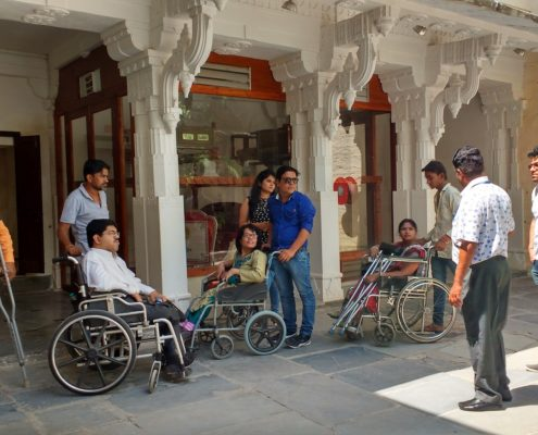 Planet abled at Udaipur