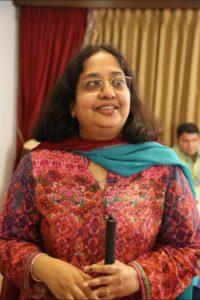 Portrait of Sushmita