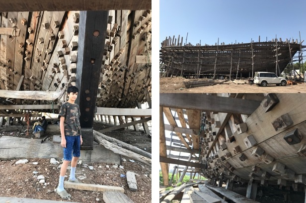 Mandvi Shipbuilding. 600 years of making wooden ships.