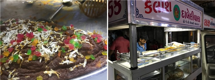 Wonderful nutty and sweat Kutchi Dabeli